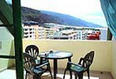 Studio in Puerto de Naos im Westen von La Palma (Nr. 0809)