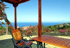 La Palma Urlaub im Landhaus mit Meerblick (Nr. 0810)