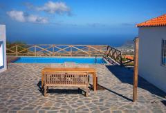 Ferienhaus mit Meerblick und Pool auf La Palma (Nr. 0816.2)