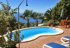 Ferienhaus La Palma mit Pool und Klimaanlage (Nr. 0821)