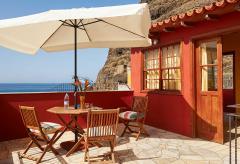 Strandnahe Ferienwohnung mit Wifi in Puerto de Tazacorte    (Nr. 0826)