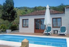 La Palma Finca mit Pool und Meerblick (Nr. 0828)