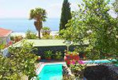 Ferienwohnung mit Pool und Meerblick (Nr. 0836)