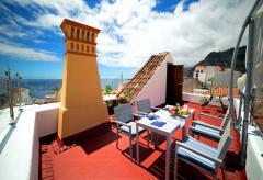 Ferienwohnung mit Dachterrasse - Santa Cruz de La Palma (Nr. 8804)
