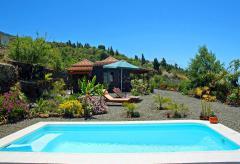 Landhaus mit Pool für Ferien auf La Palma (Nr. 8808)