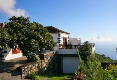 Kanarisches Ferienhaus mit Panorama- und Meerblick (Nr. 8817)