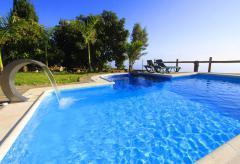 La Palma Ferienhaus mit Pool und Meerblick (Nr. 8831)