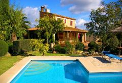 Fincaurlaub Mallorca - Finca mit Pool nahe Pollenca (Nr. 0207)