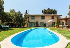 Ferienhaus mit Pool, Heizung und Internet (Nr. 0214)