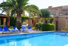 Finca mit Pool für den Familienurlaub  (Nr. 0218)