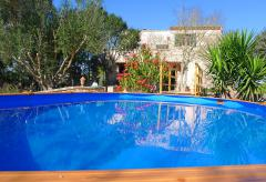 Private Finca mit Pool bei Manacor (Nr. 0220)