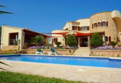 Traumhafte Villa mit Pool bei Santanyi - Mallorca Südost (Nr. 0229)