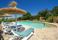 Mallorca: Privates Ferienhaus für Familienurlaub (Nr. 0233)
