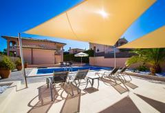 Mallorca Urlaub im Ferienhaus mit eingezäuntem Pool (Nr. 0234)