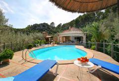 Große, private Finca mit Pool und Klimaanlage bei Pollenca (Nr. 0238)