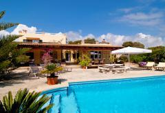 Exklusive Finca mit Pool und Klimaanlage - Cala Mondrago (Nr. 0246)