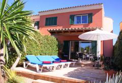 Strandnahes Ferienhaus mit Klimaanlage in Cala Pi (Nr. 0248)