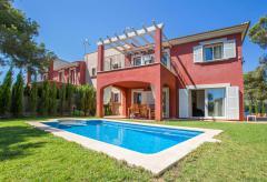 Strandurlaub auf Mallorca: Ferienhaus mit Pool in Cala Pi (Nr. 0258)