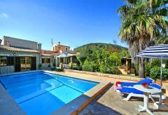 Ferienhaus mit Pool bei Pollenca (Nr. 0263)