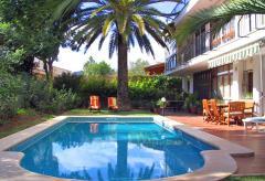 Ferienwohnung am Stadtrand von Palma de Mallorca  (Nr. 0266)