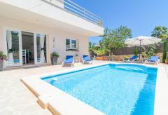 Cala Santanyi - Ferienhaus mit Pool und Klimaanlage (Nr. 0267)