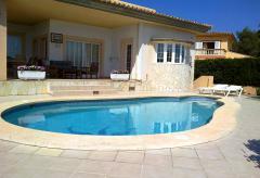 Strandnahes Ferienhaus mit Pool - Cala Bona (Nr. 0268)