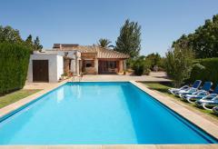 Urlaub bei Pollenca - Finca mit Pool (Nr. 0269)