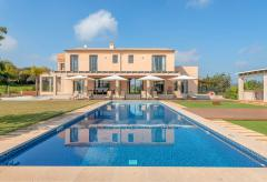 Exklusive, moderne Finca mit Pool, Whirlpool und Klimaanlage (Nr. 0274)