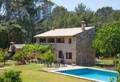 Mallorca Ferienfinca mit Pool und Klimaanlage (Nr. 0275)