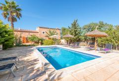 Mallorca Landhaus mit Pool an der Ostküste (Nr. 0275)