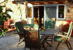 Kleine Ferienwohnung mit Pool bei Porreres (Nr. 0277)