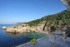 Ferienhaus an der Cala Deia, Mallorca, mit Badebucht (Nr. 0278)