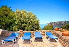 Ferienhaus am Meer auf Mallorca  (Nr. 0279)