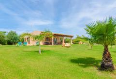 Strandnahes Ferienhaus bei Ses Salines - Mallorca Urlaub günstig (Nr. 0280)
