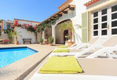 Villa mit Pool bei Canyamel im Nordosten von Mallorca (Nr. 0288)