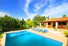 Ferienhaus mit Pool und Garten bei Pollenca (Nr. 0292)
