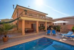 Ferienhaus in Muro mit Pool und Internet (Nr. 0296)