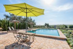 Ferienhaus mit Pool bei Manacor (Nr. 0299)
