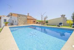 Mallorca Ferienhaus mit Pool und Klimaanlage (Nr. 3001)