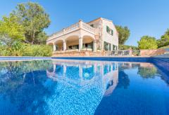 Finca mit Pool - Ferien auf Mallorca (Nr. 3002)