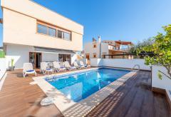 Portocolom: Ferienhaus mit Pool und Klimaanlage (Nr. 3003)