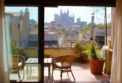 Ferienwohnung in der Altstadt Palma de Mallorca (Nr. 0300)