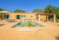 Mallorca Ostküste - restaurierte Finca mit Pool (Nr. 3011)