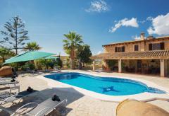 Finca mit Pool - Mallorca Urlaub (Nr. 3012)