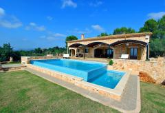 Große Finca mit Pool und tollem Panoramablick (Nr. 3013)