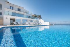 Villa am Meer mit Pool und Klimaanlage - Cala Murada (Nr. 3013)