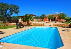 Ferienhaus mit Pool bei Campos (Nr. 3015)