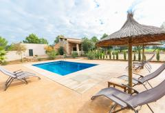 Finca mit Pool bei Campos (Nr. 3015)