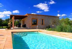 Ferienhaus mit Pool bei Sa Coma an der Ostküste (Nr. 3021)
