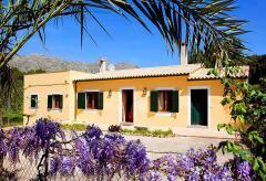 Ferienhaus in ruhiger Lage - nahe Cala San Vicente (Nr. 3023)